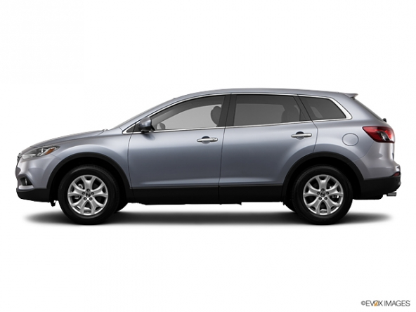 Photo of CX-9