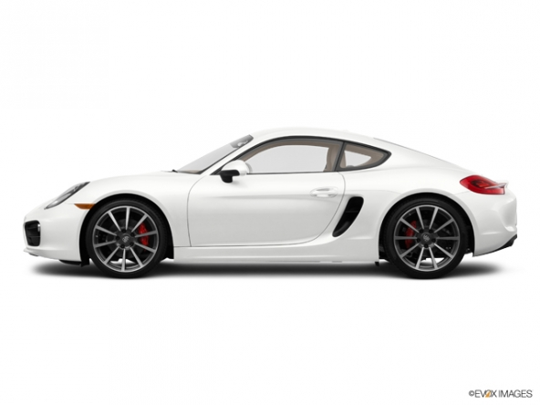 Photo of Cayman S