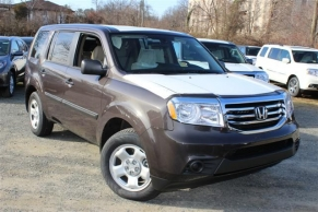 photo of 2013 Honda Pilot