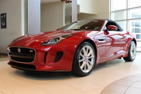 photo of 2015 Jaguar F-TYPE